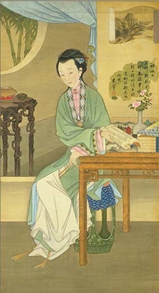 粉黛流芳情揭秘雍正后宫女子们的闲适生活