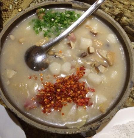 新浪美食上饶田园式的美食传说值得一去_广信代表非常图片