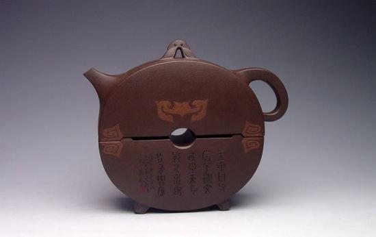 极具中国元素的茶壶精品欣赏
