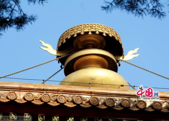 北京故宫里那些精美的建筑欣赏