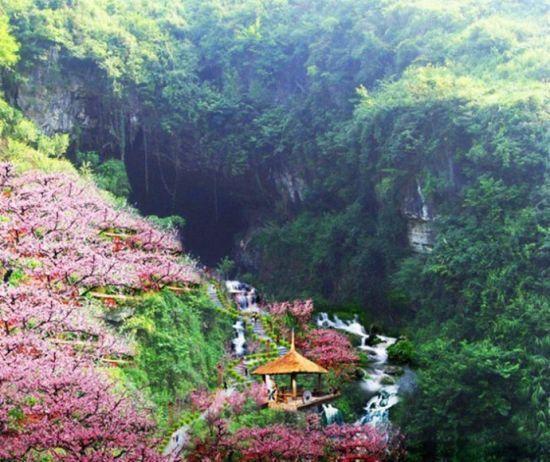 桃花源风景区