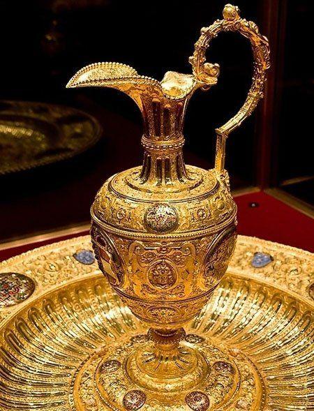揭秘罗马帝国时期的奇珍异宝