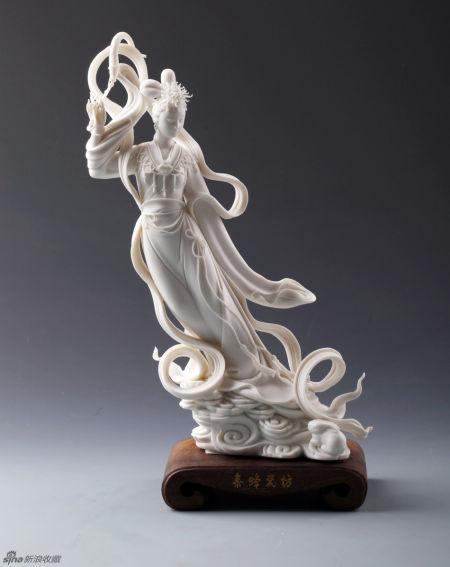 许瑞峰塑造出的精美神仙女子