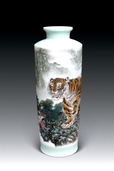 毕德芳陶瓷作品欣赏