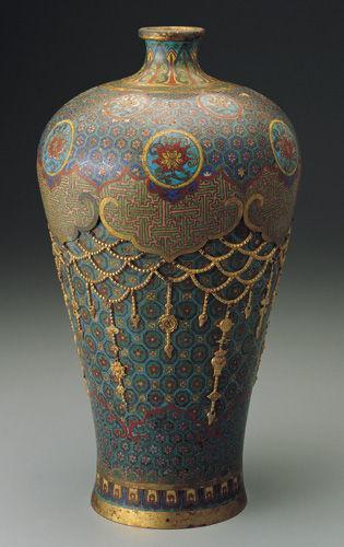 价值连城的故宫极品珐琅瓷器