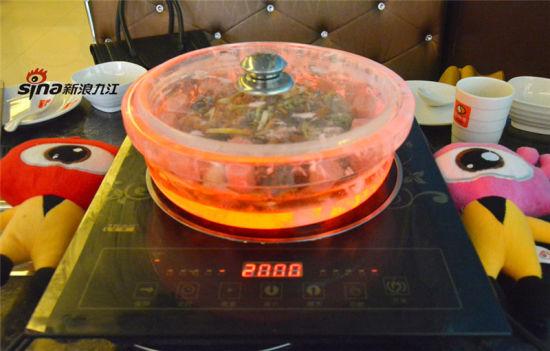 水晶牛蛙锅