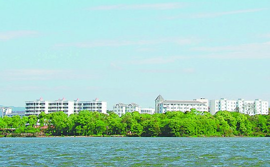 孔目湖湿地公园