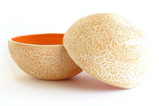 果蔬风十足的陶瓷用品