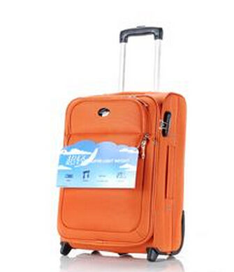 美旅彩色行李箱