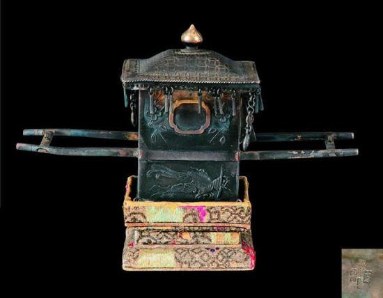 古代女子必不可少的首饰盒