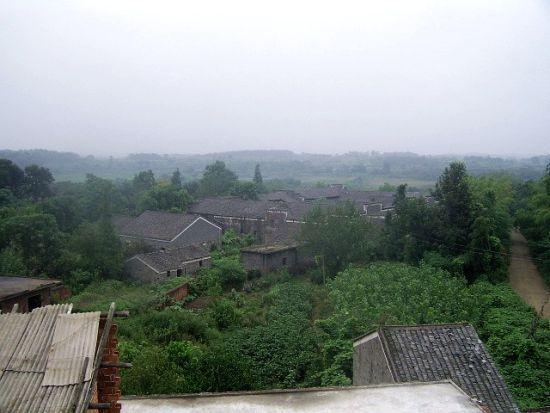 易碎的风景 走进九江鲜为人知的古村落