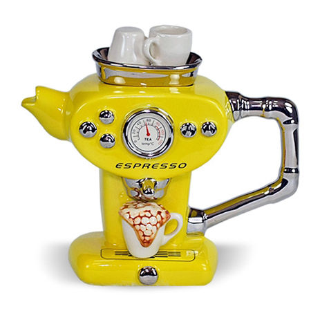 盘点国外那些千奇百怪的陶瓷茶壶