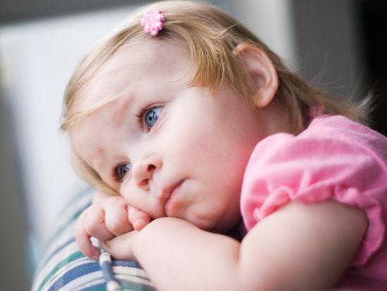 小孩子哭闹一下本以为没什么事,可是,沫沫的恐惧感却持续了很长