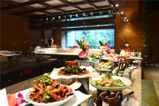 远洲自助餐厅