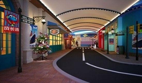 成长湾:儿童职业体验馆新派代表