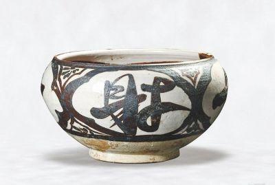 高古陶瓷上的民间风情画卷:酒色财气