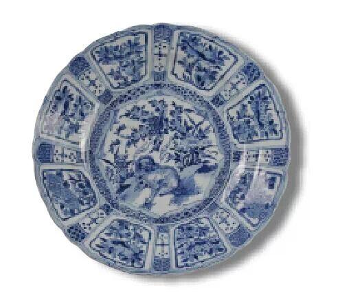 中西合璧瓷之魅,澳门博物馆藏明清外销瓷