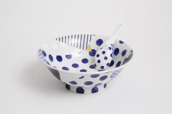 不可错过的日本美浓拉面瓷碗展览