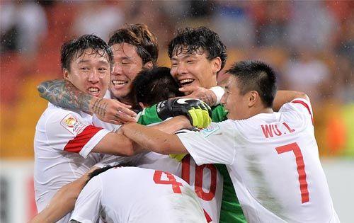 钟立飞:上帝开始眷顾中国足球?