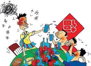春节吃食物简笔画