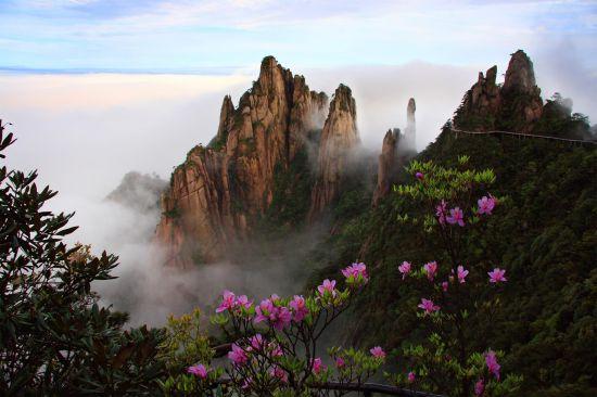 湖南衡山凤风景图片