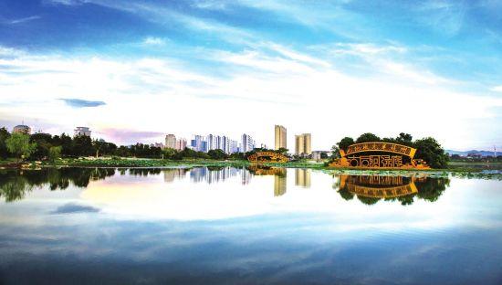 吉安市大力实施生态文明建设纪实