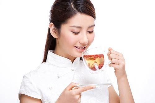 最有效的排毒减肥茶格子自制v格子超强效毛呢茶饮中长款棉衣图片
