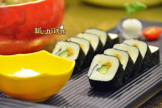 山药寿司卷