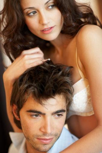 人们通常认为女性敏感部位比较多