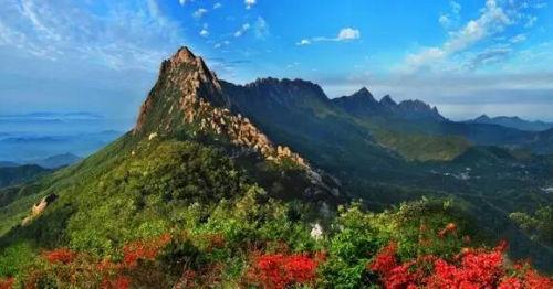 江西灵山自然风景区