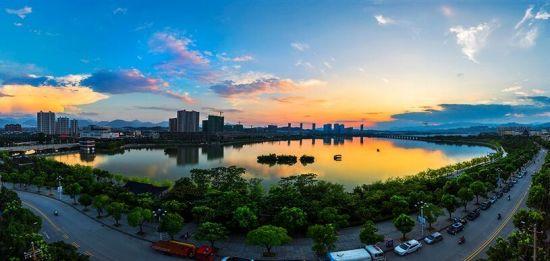 """山水武宁新闻网讯 未来五年,武宁县主动融入九江""""两圈两带""""大旅游"""