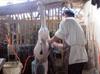 实拍烤全羊过程