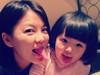 李湘女儿萌照