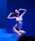 中国模特裸身赛