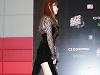韩国女团撩裙领奖