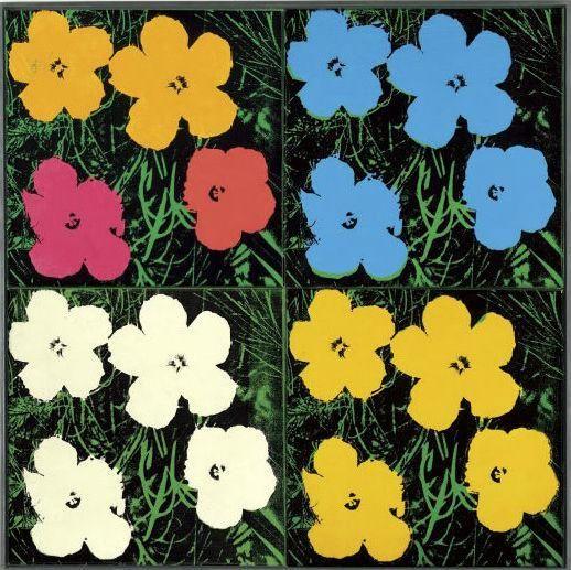丝网印_安迪·沃霍尔(Andy Warhol)的传奇一生_新浪江西陶瓷_新浪江西