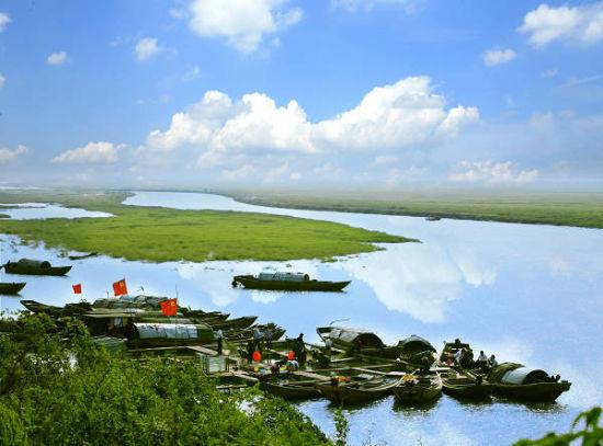 江西湿地公园_别样的是湿地风景 鄱阳湖湿地公园游玩攻略_新浪上饶